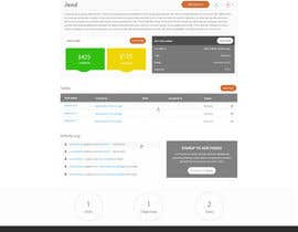 Nro 3 kilpailuun Design a 4-page Website Mockup for a Collaborative website käyttäjältä omwebdeveloper