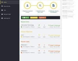 Nro 24 kilpailuun Design a 4-page Website Mockup for a Collaborative website käyttäjältä doomshellsl