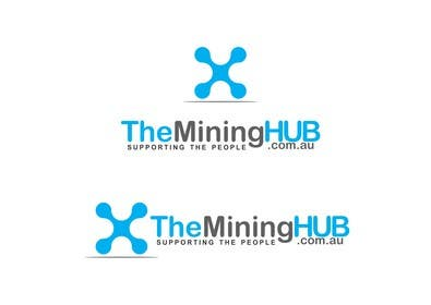 #92 for Design a Logo for The Mining HUB af eltorozzz