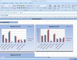 nº 7 pour Create a Better Looking Excel Report par gokulanand