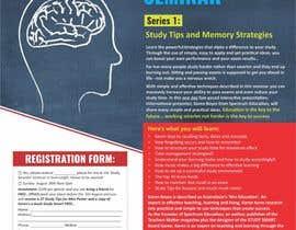 prabhjotsajjan tarafından Design a Flyer for Study Skills workshop için no 28