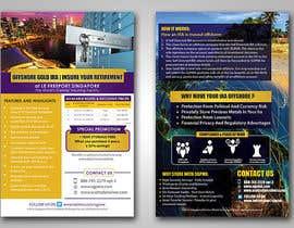 Nro 21 kilpailuun Design a Flyer - IRA/SDB käyttäjältä m99