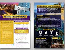 Nro 22 kilpailuun Design a Flyer - IRA/SDB käyttäjältä m99
