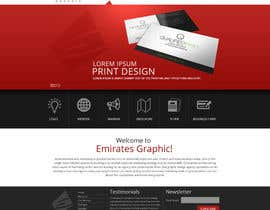 #4 cho Design a Home Page Mockup for my current website bởi joseyde01