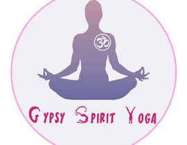 Nro 6 kilpailuun Logo for Gypsy Spirit Yoga käyttäjältä Shawkats