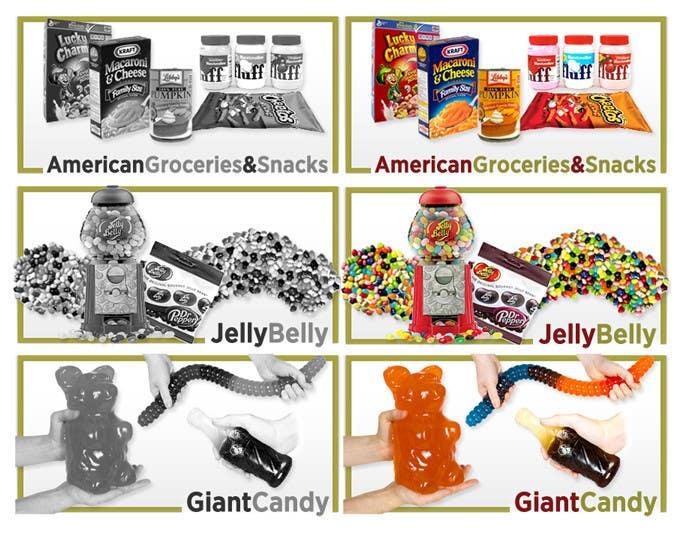 Bài tham dự cuộc thi #19 cho Design 22 Category Banners for Online Food Shop