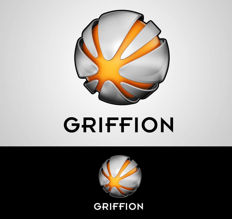 """Inscrição nº                                         55                                      do Concurso para                                         Logo Design for innovative and technology oriented company named """"GRIFFION"""""""