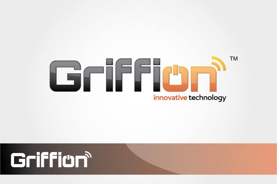 """Inscrição nº                                         275                                      do Concurso para                                         Logo Design for innovative and technology oriented company named """"GRIFFION"""""""