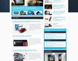 nº 4 pour Website needed for cell phone repair shop par amitarai