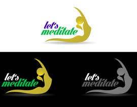 #31 para Design a Logo for Meditation Events por boukhithatem