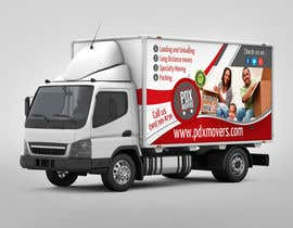nº 18 pour Box Truck Wrap Design par mentorsh