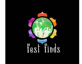 #146 для Logo Design for FestFinds.com от jonathanfilbert