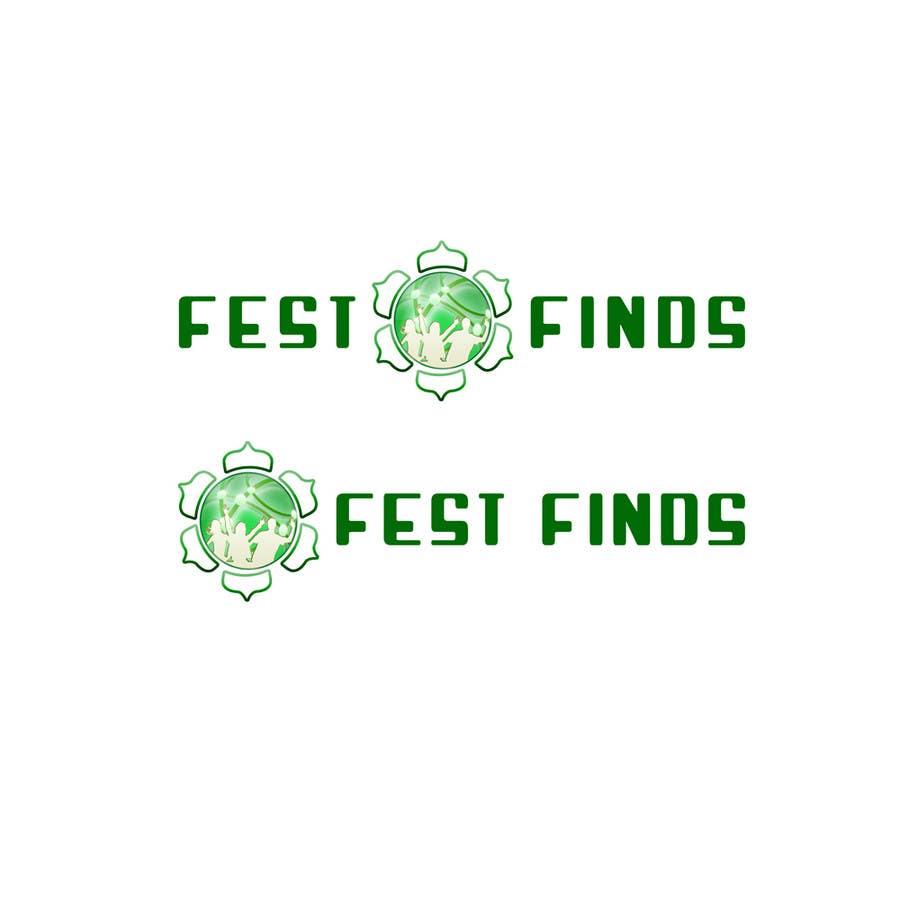 Konkurrenceindlæg #112 for Logo Design for FestFinds.com