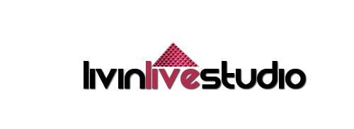 Bài tham dự cuộc thi #                                        165                                      cho                                         Design a Logo for LivinLIveStudios Musical Recording Studio