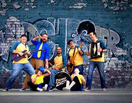 #8 para Photoshop Background for Band Publicity Photo por bonmat1