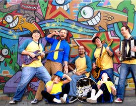 NicolasFragnito tarafından Photoshop Background for Band Publicity Photo için no 61