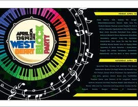 #30 para Poster Design for 2 Day Music Festival por jasmita
