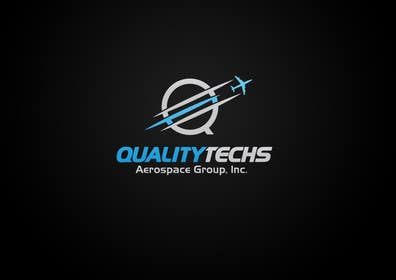 paxslg tarafından Design a Logo for Quality Techs Aerospace Group, Inc. için no 195