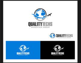entben12 tarafından Design a Logo for Quality Techs Aerospace Group, Inc. için no 124
