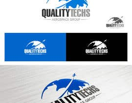 entben12 tarafından Design a Logo for Quality Techs Aerospace Group, Inc. için no 376