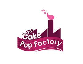 #116 for Logo Design for The Cake Pop Factory by ulogo