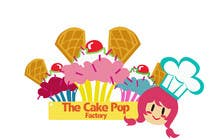 Contest Entry #55 for Logo Design for The Cake Pop Factory