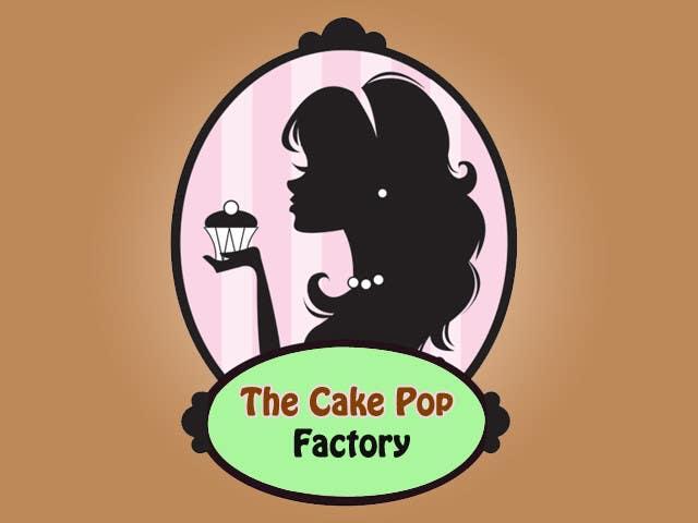 #61 for Logo Design for The Cake Pop Factory by Pauljana