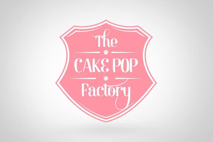 #56 for Logo Design for The Cake Pop Factory by k1kk
