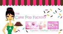 Proposition n° 77 du concours Graphic Design pour Logo Design for The Cake Pop Factory