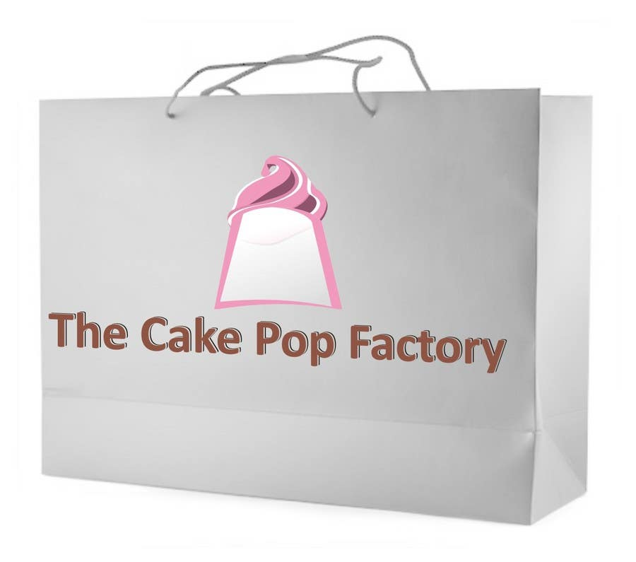 #64 for Logo Design for The Cake Pop Factory by Crussader