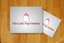 Contest Entry #65 for Logo Design for The Cake Pop Factory