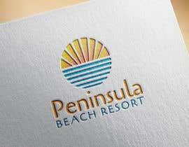 Nro 305 kilpailuun Peninsula Beach Resort Logo käyttäjältä AshishMomin786
