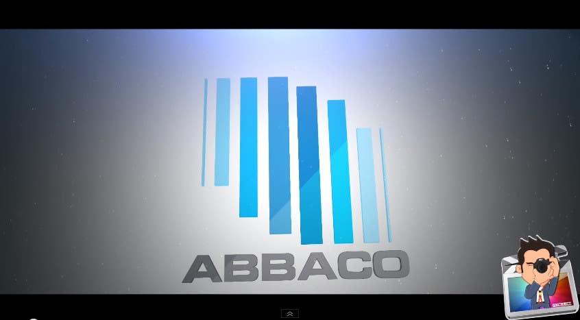 Kilpailutyö #9 kilpailussa Abbaco's Logo Animation