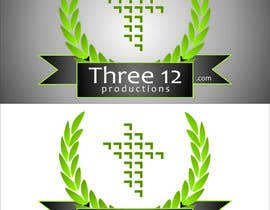 #44 para Three12Productions.com por TATHAE