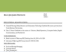 #16 para need my resume fix ASAP por rohanski1