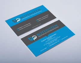 #202 for Design Business Card for NYC Real Estate Firm af HammyHS