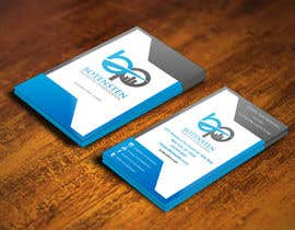 #245 for Design Business Card for NYC Real Estate Firm af pointlesspixels