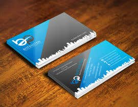 #246 para Design Business Card for NYC Real Estate Firm por pointlesspixels