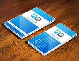 #247 para Design Business Card for NYC Real Estate Firm por pointlesspixels