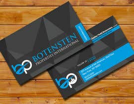 #214 for Design Business Card for NYC Real Estate Firm af manojrr7251