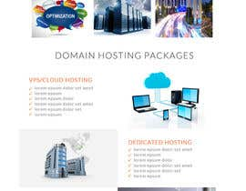 #5 para Design a Website Mockup for a Web Hosting Company por preside