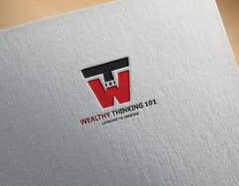 Nro 210 kilpailuun Wealthy Thinking 101 Logo Design Contest käyttäjältä sagor01716