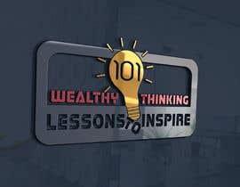 Nro 270 kilpailuun Wealthy Thinking 101 Logo Design Contest käyttäjältä BellaMontenegro