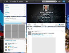 #27 cho Design Twitter Background for NYC Real Estate Firm bởi gopinathnaidu