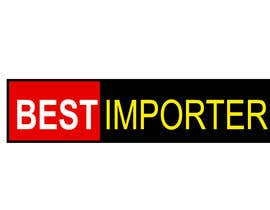 Nro 44 kilpailuun Design a Logo for an Importer / Wholesaler Company käyttäjältä shamim111sl