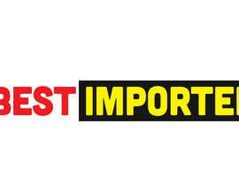 Nro 49 kilpailuun Design a Logo for an Importer / Wholesaler Company käyttäjältä shamim111sl