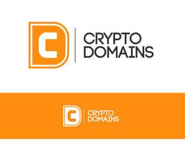 #70 cho Design a Logo for CryptoDomains.com bởi logonation