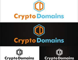 #52 cho Design a Logo for CryptoDomains.com bởi Arissetiadi01