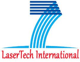 #27 untuk Design a Logo for LaserTech International oleh bacharya2047