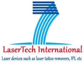 #28 untuk Design a Logo for LaserTech International oleh bacharya2047